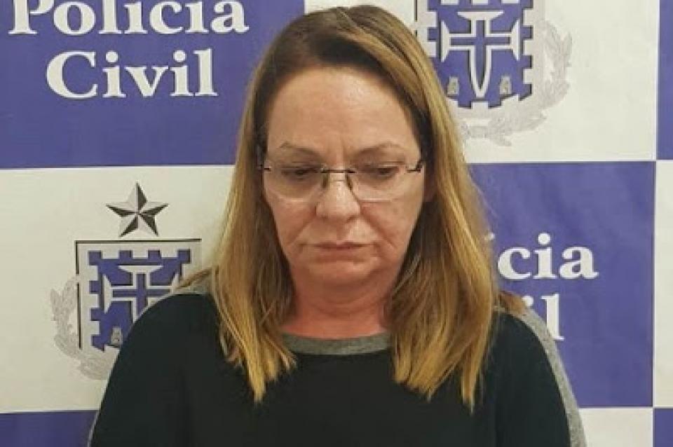Acusada de fazer mais de 20 empréstimos com dados de pensionistas do INSS é presa em Salvador