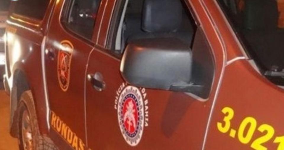 Criminoso morre em confronto com a Rondesp em Porto Seguro