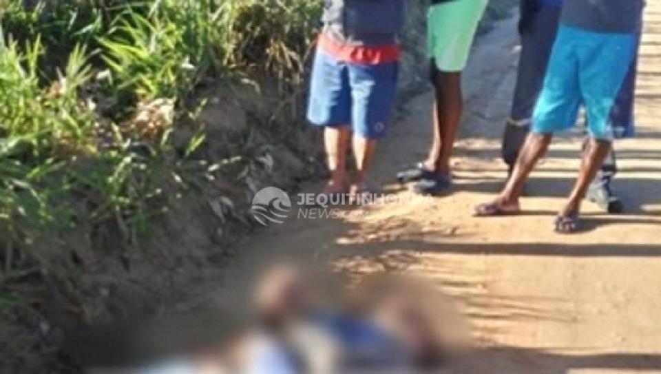 Homem é encontrado morto com mãos amarradas