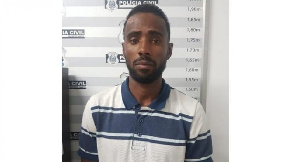 Homem é preso e diz que concretou mulher em obra após ela roubar R$ 50