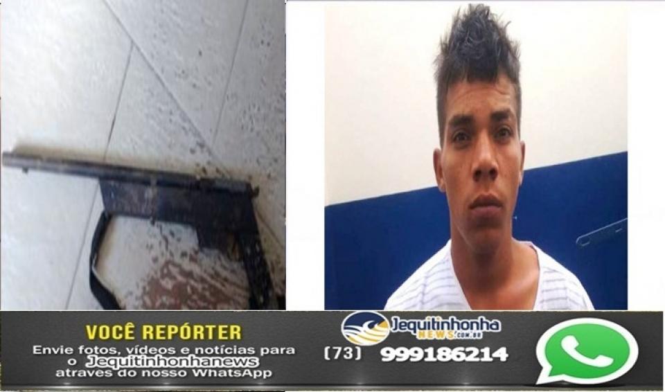 Itapebi:Jovem é baleado por cobrar dívida de R$ 150