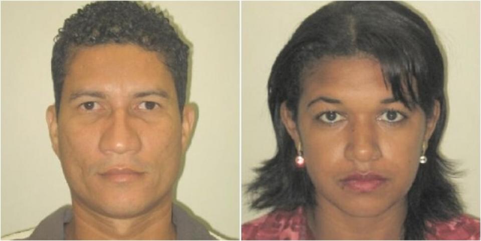 Casal é preso em Eunápolis com grande quantidade de drogas