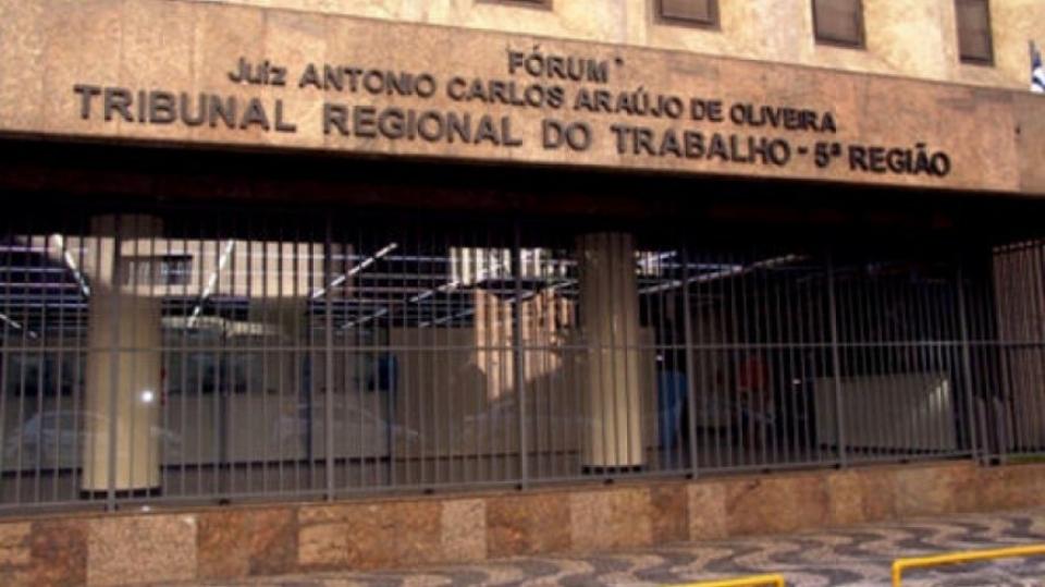 Juízes do Tribunal Regional do Trabalho da 5ª Região têm o pior desempenho do país