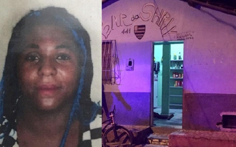 Violência: Mulher grávida de 06 meses é assassinada a tiros dentro de bar