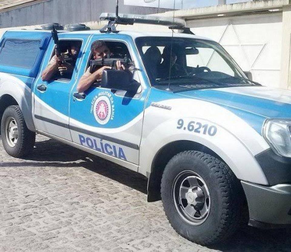 Criminosos morrem em confronto com policiais em Pau Brasil