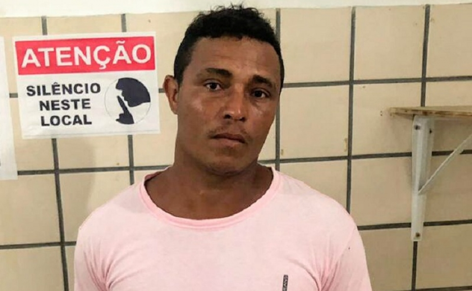Foragido de MG invade residência, toma posse do imóvel, ameaça proprietária, e acaba preso por força de mandado de prisão