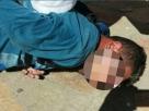 """Populares se revoltam e """"prendem"""" bandido após acusado agredir adolescente em assalto"""