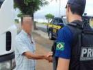 PRF liberta motorista feito refém na estrada e recupera carreta