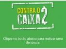 OAB lança aplicativo para combater uso de Caixa 2 por candidatos nas campanhas deste ano