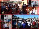 Itapebi: Multidão recepciona Peba e Claudio Carvalho no bairro fênix