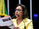 """Brasil não terá como conter grandes epidemias�, alerta senadora Lídice da Mata sobre a PEC 241"
