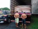 PRF recupera carreta roubada com carga de mais de R$ 420 mil no sul da Bahia