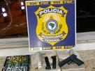 Idosa é presa pela PRF com drogas, arma e munições em Vitória da Conquista-Ba