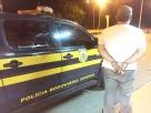Vereador é preso com carreta roubada e arma de fogo