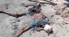 cadáver é encontrado às margens do  Rio Jequitinhonha