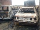 Avô suspeito de estuprar neta de 1 ano e 5 meses, tem casa incendiada por familiares na Bahia