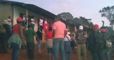 EUNÁPOLIS: Sem Terra ocupam fazenda dos donos da Globo