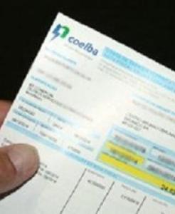 OAB-BA notifica Coelba e Aneel por aumento da conta de energia em 17,22%