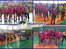 Seleção Feminina de Futsal  de Itapebi faz bunito em campeonato em Eunápolis