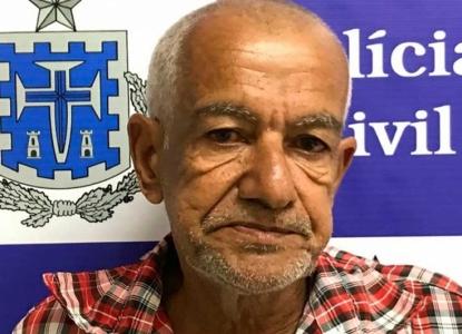 Homem que fugia da polícia há 13 anos por ser suspeito de matar esposa na frente dos filhos é preso na Bahia