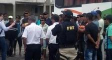 Porto Seguro: Lavradores são resgatados de trabalho escravo em fazenda