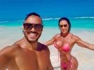 Belo e Gracyane dançam sensual ao som de Léo Santana; confira!