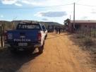Mulher é morta a facadas por companheiro de 72 anos no oeste da Bahia