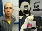Pecado mortal: Homem implanta celular em tampa de vaso sanitário de mulheres em igreja evangélica e acaba preso