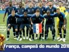 Título na Copa da Rússia premia a eficiência francesa