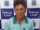 Homem é preso por estuprar duas filhas há mais de 4 anos na Bahia; suspeito iria fugir para São Paulo