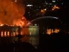 Incêndio destrói prédio do Museu Nacional no Rio de Janeiro
