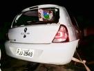 Itapebi:Três morrem em tiroteio após furar bloqueio da polícia com carro roubado