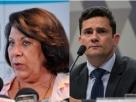 Eliana Calmon e Sergio Moro podem ocupar Ministério da Justiça