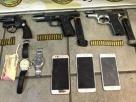 Três suspeitos de integrar quadrilha de assalto a bancos são mortos em confronto