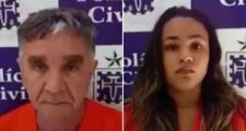 Idoso de 62 anos e jovem de 21 são presos tentando aplicar golpe em banco do extremo sul da Bahia