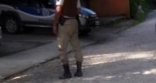 HOMEM É ASSASSINADO POR RECLAMAR DE FECHADA EM TRÂNSITO NO ARRAIAL