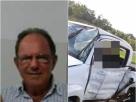 Ex-vice prefeito de Potiraguá morre em acidente na BR-101