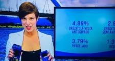 Fora da TV, ex-atriz da Globo aceita trabalhar como apresentadora de merchandising