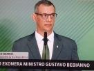 Bebianno é exonerado do Governo Bolsonaro