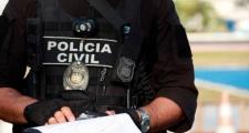 SANTA CRUZ CABRÁLIA. POLÍCIA CIVIL APREENDE ARMA DE FOGO EM CASA DE ADOLESCENTE QUE AMEAÇAVA FAZER MASSACRE EM FACULDADE