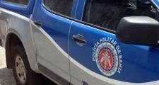 PM estoura laboratório de droga em Porto Seguro