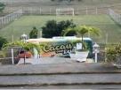 Banda Cacau com Leite tem ônibus arrombado e instrumentos furtados em Itabuna